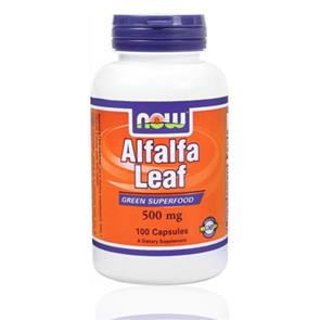 Alfalfa Leaf - NOW