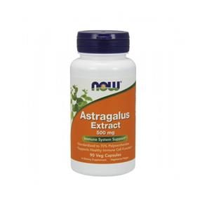 Astragalus 70 % extract - 90 cáps - NOW