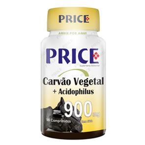 Carvão Vegetal + Acidophillus - Price