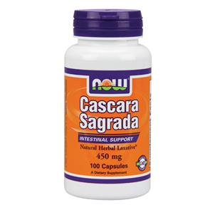 Cascara Sagrada - NOW
