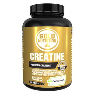 Creatine 1000mg 60 Comp. GoldNutrition