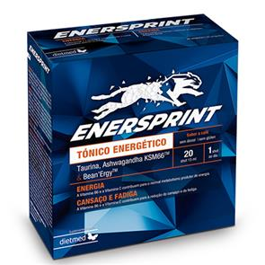 EnerSprint 20 Shots x 15ml - Dietmed