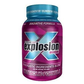 Extreme Cut Explosion Woman GoldNutrition