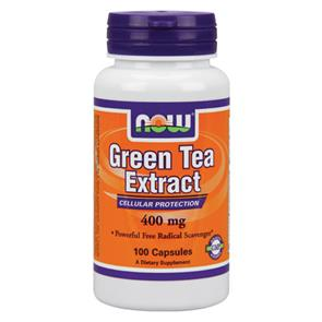 Green Tea Extract - NOW