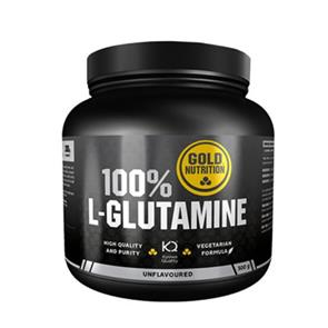 L-Glutamine 100% - GoldNutrition