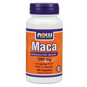 Maca - NOW - Vegan