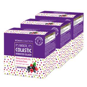 Pack 3 Colastic - Woman Collection GoldNutrition