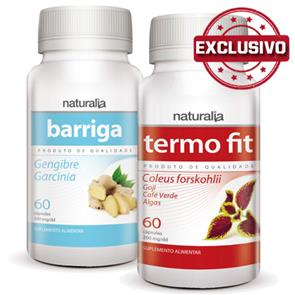 Pack Barriga Naturalia + Termo Fit Naturalia