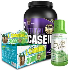 Pack Férias - GoldNutrition