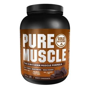 Pure Muscle Chocolate 1,5Kg Goldnutrition