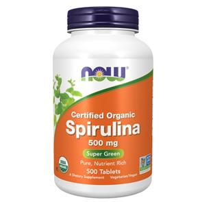 Spirulina - NOW