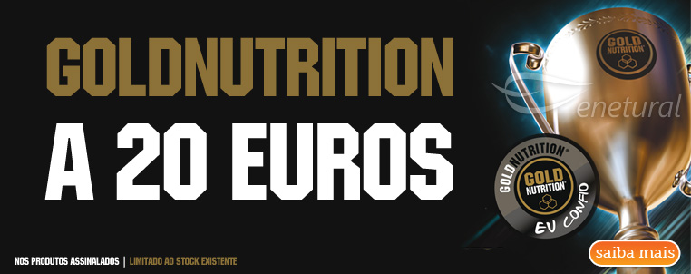 GOLDNUTRITION A 20€!